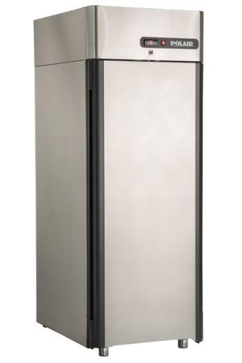 Холодильный шкаф из нержавеющей стали POLAIR CВ107-Gk фото, купить в Липецке | Uliss Trade