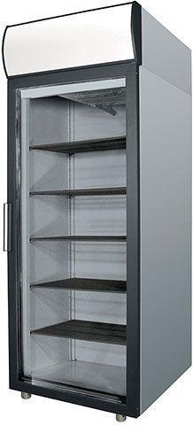 Холодильный шкаф из нержавеющей стали POLAIR DM107-G фото, купить в Липецке | Uliss Trade