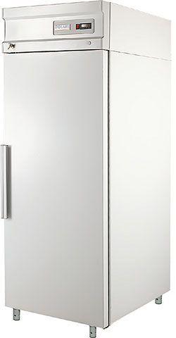 Холодильный шкаф с металлическими дверьми POLAIR CB105-S фото, купить в Липецке | Uliss Trade