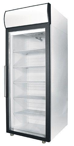 Холодильный шкаф со стеклянными дверьми POLAIR Standard DP107-S фото, купить в Липецке | Uliss Trade