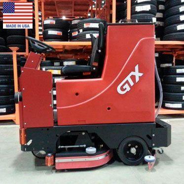 Поломоечная машина премиум-класса GTX 34D
