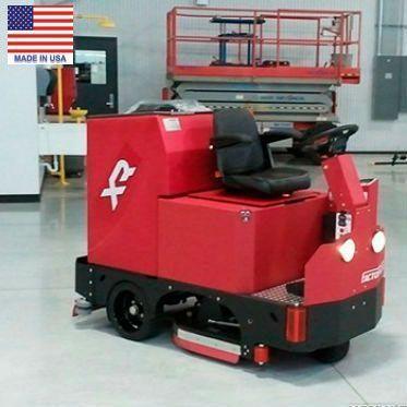 Поломоечная машина премиум - класса XR 45D