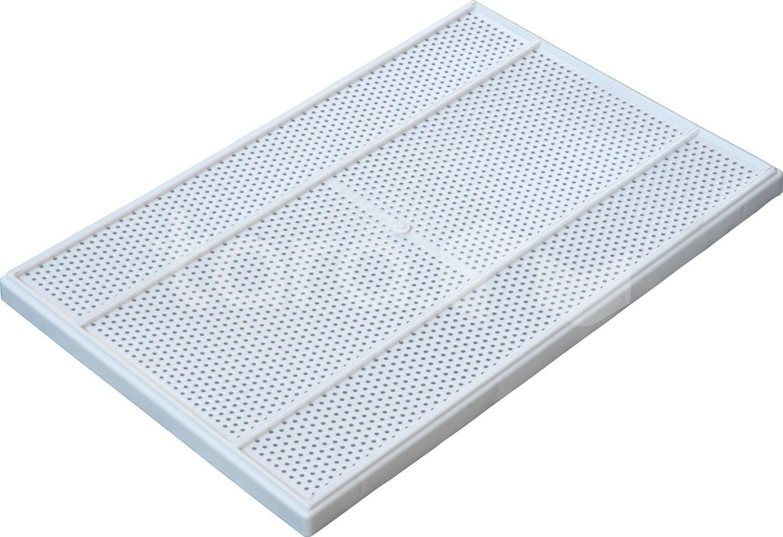 Пластиковый лоток 600x400x25 для заморозки
