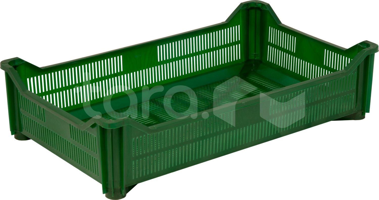 Пластиковый ящик 500x300x120