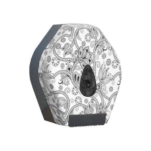 Держатель туалетной бумаги в рулоне MERIDA UNIQUE ORIENT LINE фото, купить в Липецке   Uliss Trade