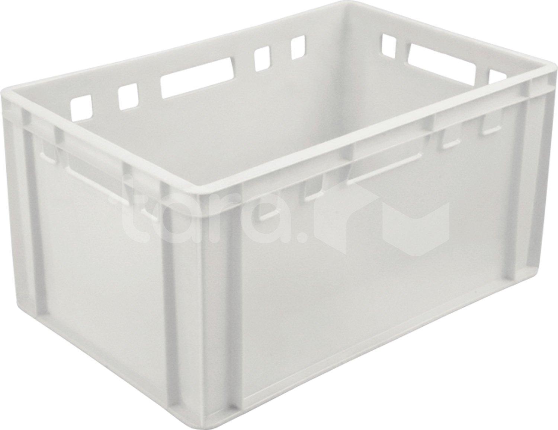 Пластиковый ящик 600x400x300 Е3 (3 кг) фото, купить в Липецке | Uliss Trade