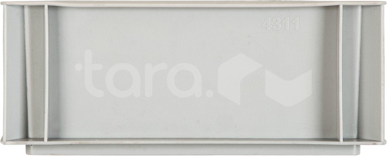 Ящик 400х300х120 сплошной, гладкое дно фото, купить в Липецке   Uliss Trade