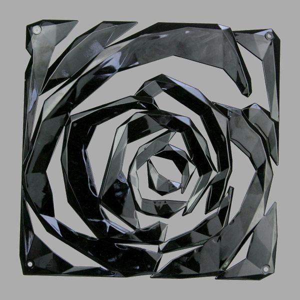 Коллекция «ROMANCE» (черный)