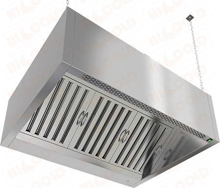 Зонт вытяжной пристенный коробчатый HICOLD ЗКВПО-10,510