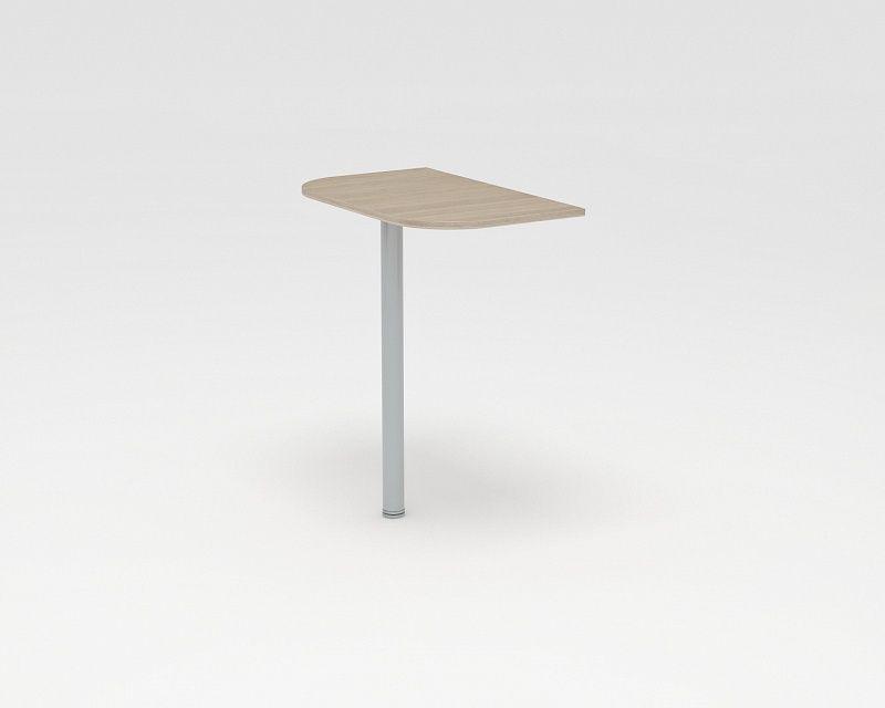 Столешница приставная к столу Р-12, Р-14, Р-34, Р-122