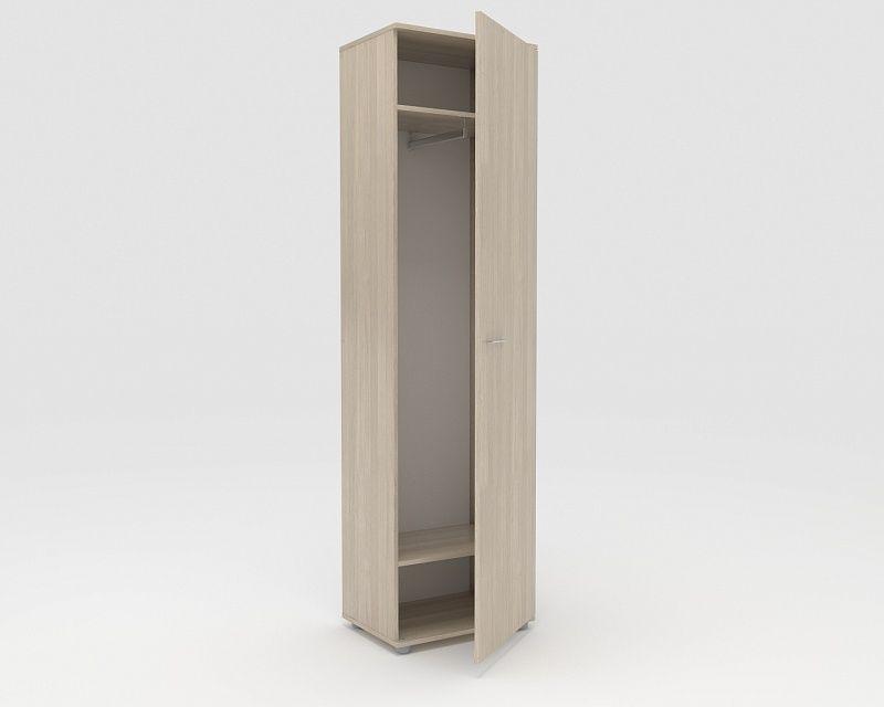 Шкаф для одежды. Вешалка-штанга поперечная