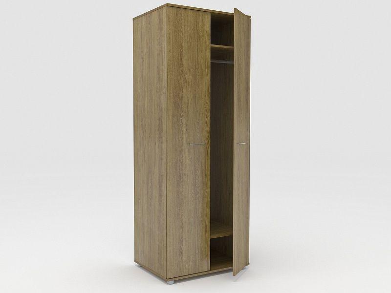 Шкаф для одежды. Вешалка-штанга продольная