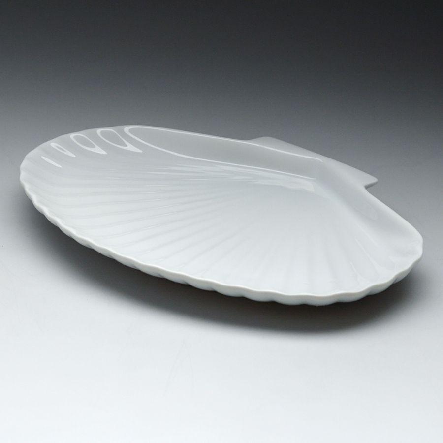 Блюдо раковина «Chan Wave» 250 мм фото, купить в Липецке   Uliss Trade