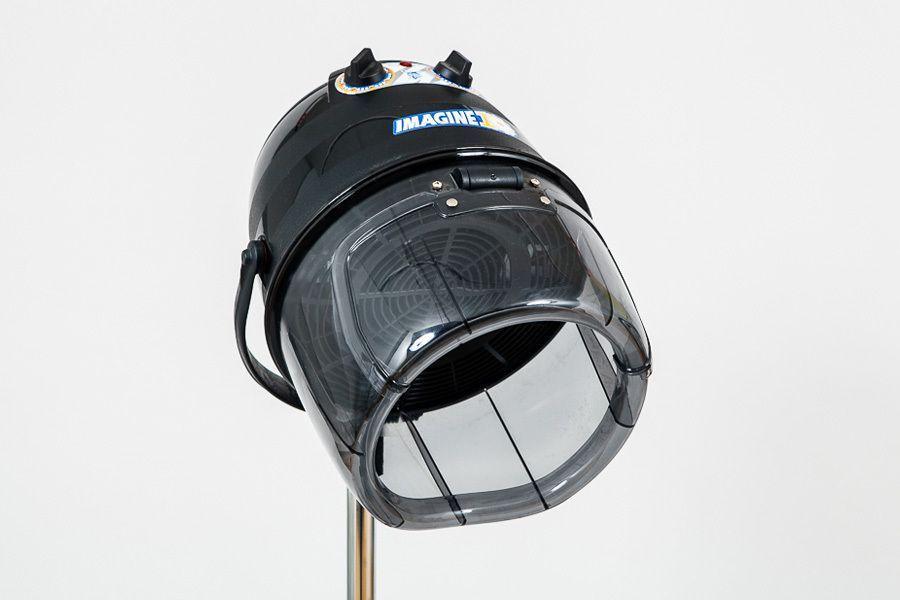 Сушуар Imagine черный 1-скор. со стойкой фото, купить в Липецке | Uliss Trade