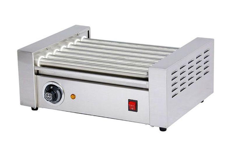 Гриль роликовый GASTRORAG EL-HD7 фото, купить в Липецке | Uliss Trade