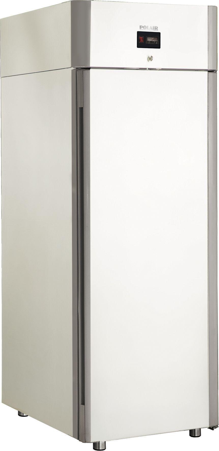 Холодильный шкаф с металлическими дверьми POLAIR CB105-Sm фото, купить в Липецке | Uliss Trade