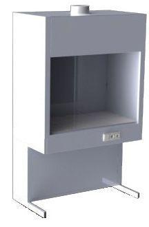 Шкаф вытяжной для муфельных печей 1200 ШВМп фото, купить в Липецке | Uliss Trade