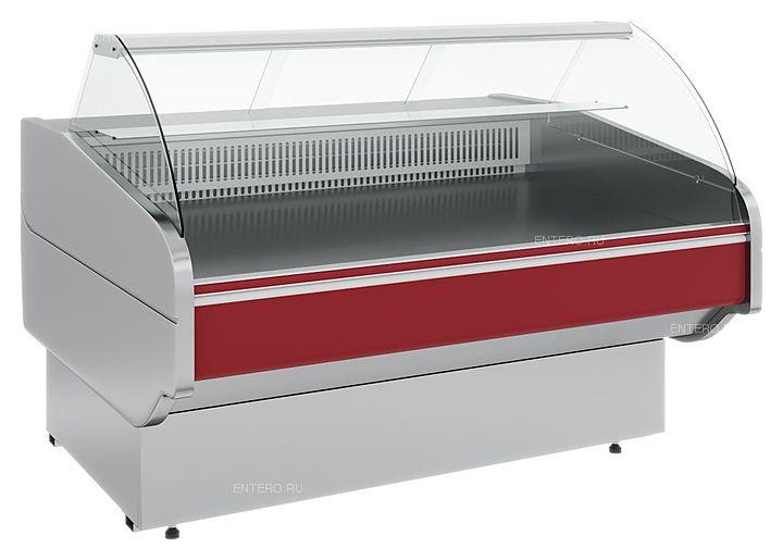 Витрина холодильная Carboma G120 SV 2,5-1 3004 (статика) фото, купить в Липецке | Uliss Trade