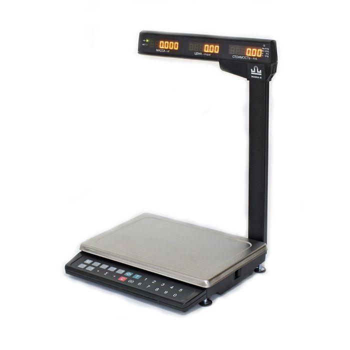 МК-ТН, МК-ТВ торговые весы фото, купить в Липецке | Uliss Trade