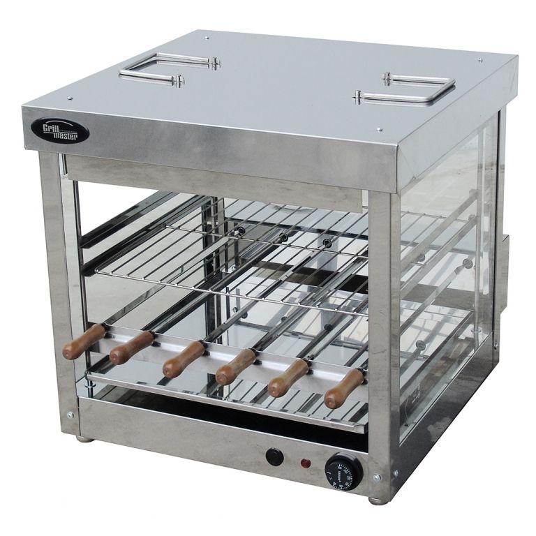 Шашлычница электрическая ГрильМастер Ф1ШстЭ (настольная 6 шампуров)