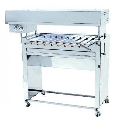 Шашлычница электрическая ГрильМастер Ф3ШЭ (10 шампуров)