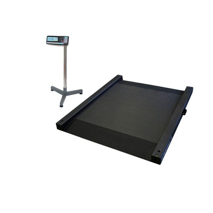 4D-LM весы моноблочные (накатные) фото, купить в Липецке | Uliss Trade