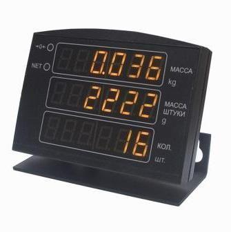 МК-С счетные весы фото, купить в Липецке | Uliss Trade
