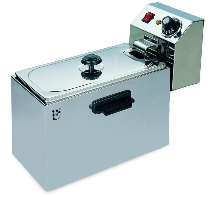 Фритюрница электрическая GASTRORAG CZG-40 фото, купить в Липецке | Uliss Trade