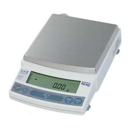 Лабораторные весы CAS CUW фото, купить в Липецке   Uliss Trade