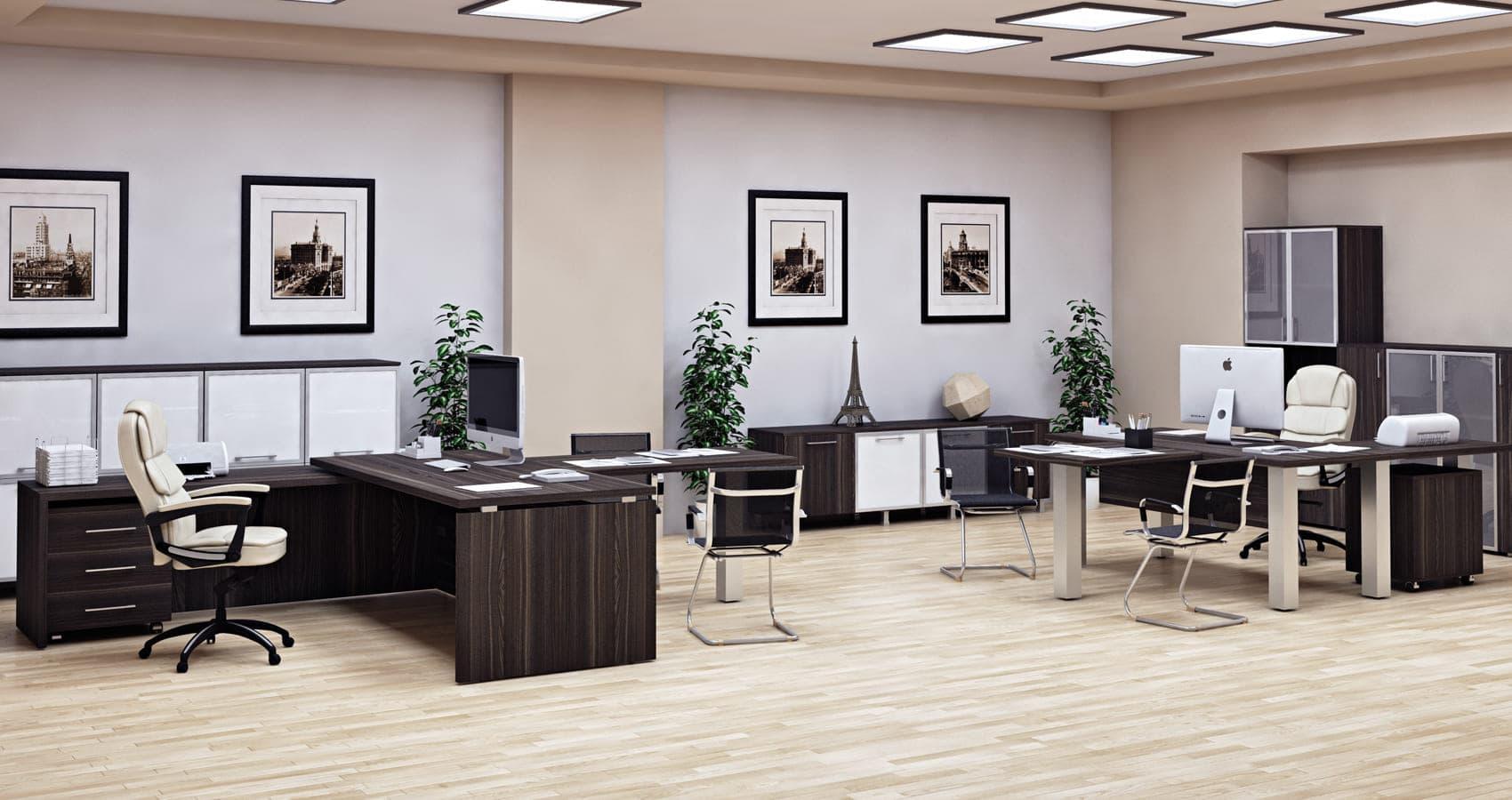 Мебель для руководителя серии YALTA фото, купить в Липецке   Uliss Trade
