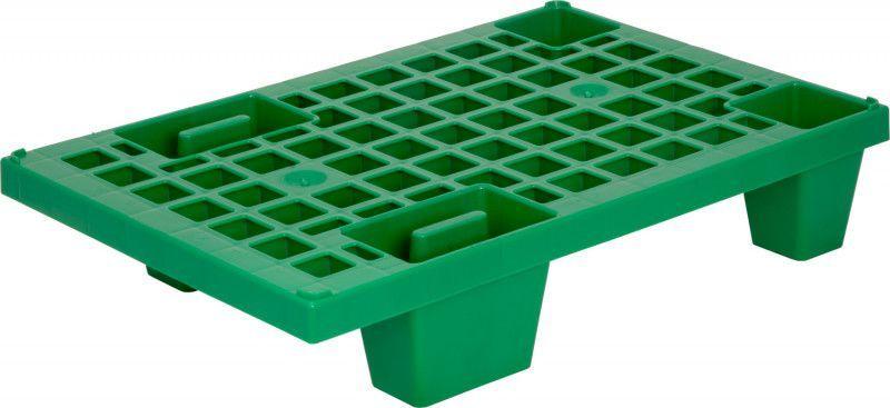 Вкладываемый пластиковый поддон 600х400х135 мм (перфорированный на ножках) фото, купить в Липецке | Uliss Trade
