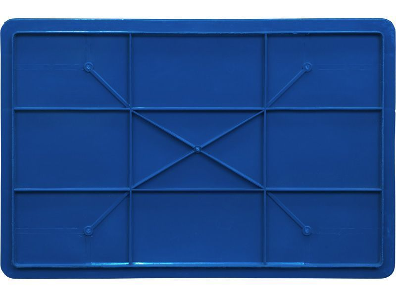 Ящик 600х400х410 со сплошным дном фото, купить в Липецке | Uliss Trade
