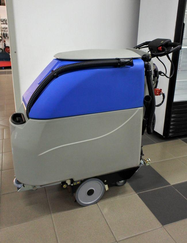 Поломоечная машина Giampy 20 B фото, купить в Липецке | Uliss Trade