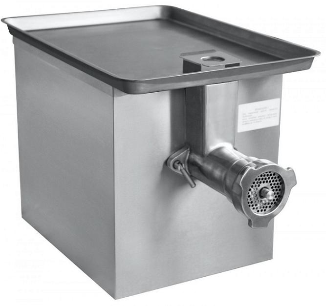 Мясорубка электрическая промышленная ABAT МЭП-300 фото, купить в Липецке | Uliss Trade