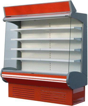 Пристенная холодильная витрина Premier ВВУП1-0,95 ТУ/ Фортуна-1,3 для фруктов фото, купить в Липецке   Uliss Trade