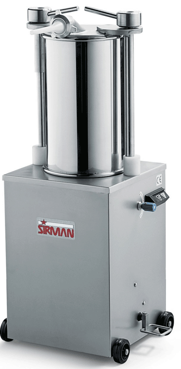 Шприц колбасный вертикальный SIRMAN IS25 IDRA 2200В фото, купить в Липецке | Uliss Trade