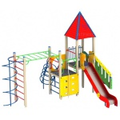 Игровые комплексы * МАФы для детских площадок * Uliss Trade