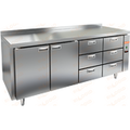Столы холодильные и морозильные с выносными агрегатами * Технологический холод * Uliss Trade