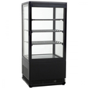 Холодильный шкаф витринного типа GASTRORAG RT-78B фото, купить в Липецке | Uliss Trade