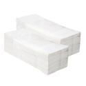 Бумажные полотенца отдельные белые V-ОПТИМУМ 5000 (20 пачек х 250 листов) фото, купить в Липецке   Uliss Trade