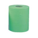 """Бумажные полотенца в рулонах 1-слойные зеленые """"CLASSIC MAXI"""" (6х180м.) фото, купить в Липецке   Uliss Trade"""