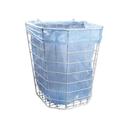 Корзина для использованных бумажных полотенец сетчатая подвесная фото, купить в Липецке | Uliss Trade