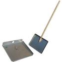 Лопата-движок для снега трёхбортная с накладкой фото, купить в Липецке | Uliss Trade