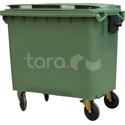 Мусорный контейнер 660 литров фото, купить в Липецке | Uliss Trade