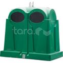Универсальный контейнер для отходов 2500 л фото, купить в Липецке | Uliss Trade