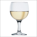 Бокал для вина 175 мл. d=68, h=134 мм бел. Бистро фото, купить в Липецке | Uliss Trade