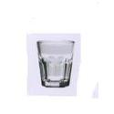 Стакан низкий с гранями для водки d=49мм,h=57мм, 5 cl., стекло, Max фото, купить в Липецке | Uliss Trade