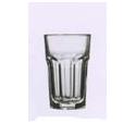 Стакан высокий с гранями d=82мм,h=159мм, 39 cl., стекло, Max фото, купить в Липецке | Uliss Trade