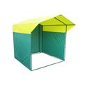 Торговая палатка «Домик» 2 x 2 из квадратной трубы 20х20 мм фото, купить в Липецке | Uliss Trade