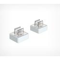 Магнитный держатель рамки под углом 90° к поверхности MAGNET-90 фото, купить в Липецке | Uliss Trade
